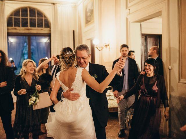 Il matrimonio di Andrea e Giulia a Crespellano, Bologna 245
