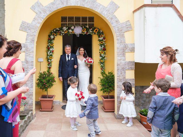 Il matrimonio di Maria e Vito a Amantea, Cosenza 11