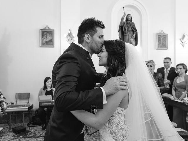 Il matrimonio di Maria e Vito a Amantea, Cosenza 14