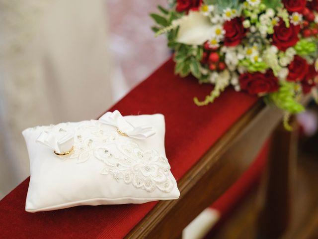 Il matrimonio di Maria e Vito a Amantea, Cosenza 15
