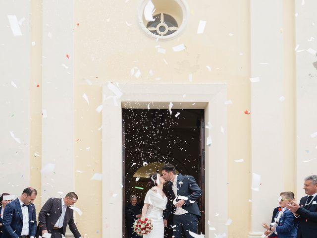 Il matrimonio di Maria e Vito a Amantea, Cosenza 21