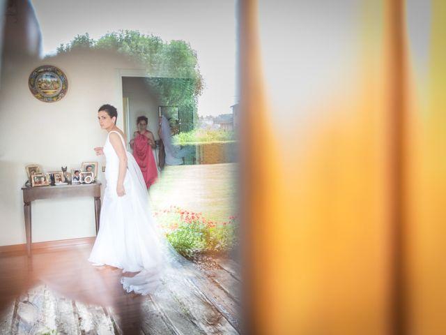 Il matrimonio di Francesco e Sara a Castel San Giovanni, Piacenza 22