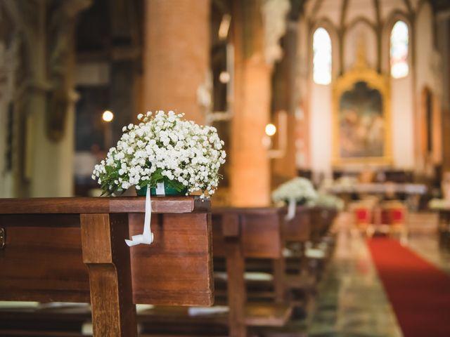 Il matrimonio di Francesco e Sara a Castel San Giovanni, Piacenza 23