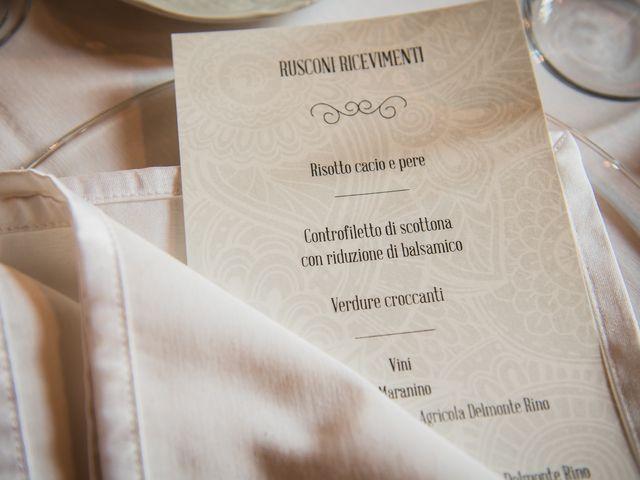 Il matrimonio di Francesco e Sara a Castel San Giovanni, Piacenza 26