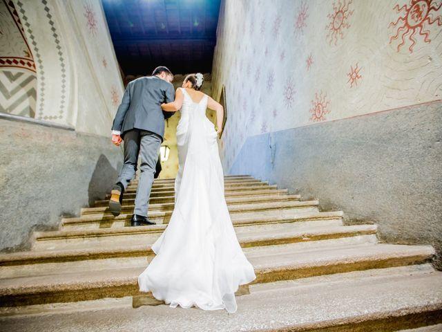 Il matrimonio di Francesco e Sara a Castel San Giovanni, Piacenza 33