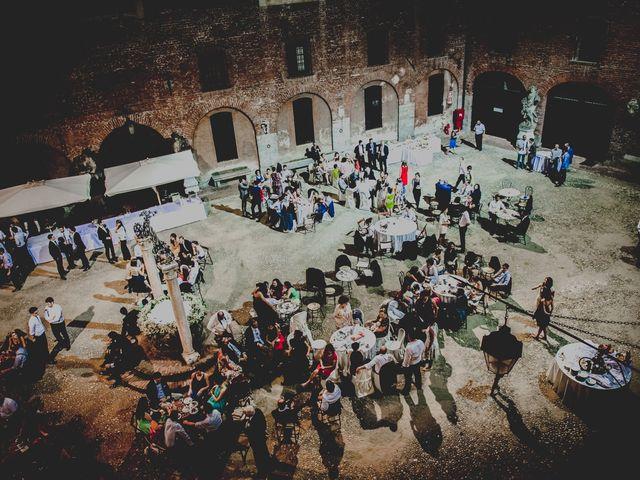 Il matrimonio di Francesco e Sara a Castel San Giovanni, Piacenza 31