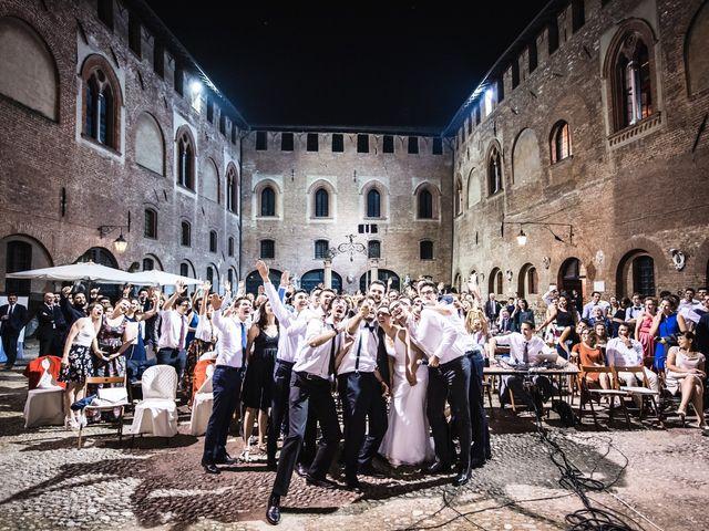 Il matrimonio di Francesco e Sara a Castel San Giovanni, Piacenza 35
