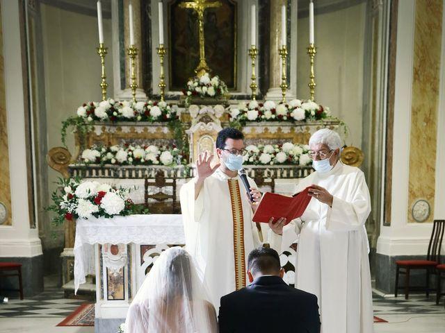 Il matrimonio di Giusy e Giuseppe a Giugliano in Campania, Napoli 6