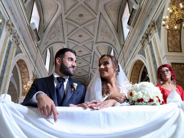 Il matrimonio di Giusy e Giuseppe a Giugliano in Campania, Napoli 12