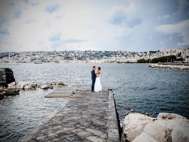 Il matrimonio di Giusy e Giuseppe a Giugliano in Campania, Napoli 14
