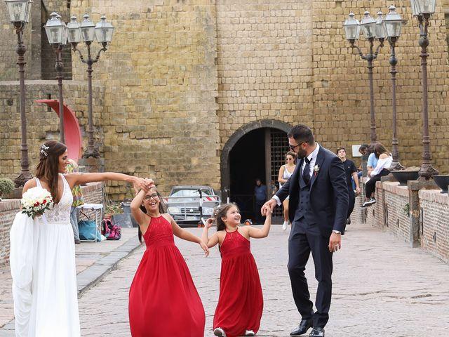 Il matrimonio di Giusy e Giuseppe a Giugliano in Campania, Napoli 15