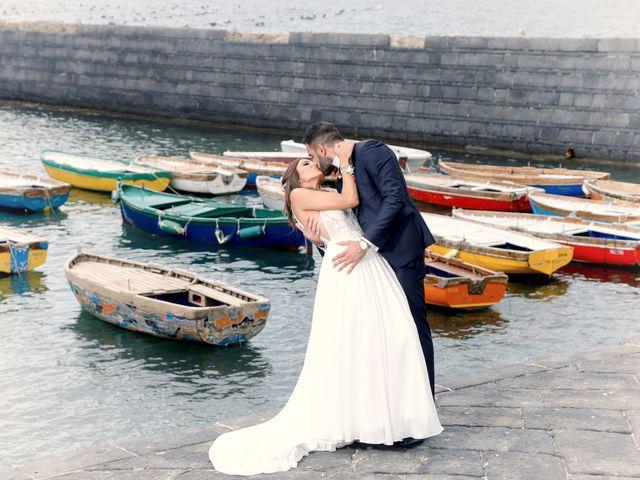Il matrimonio di Giusy e Giuseppe a Giugliano in Campania, Napoli 16