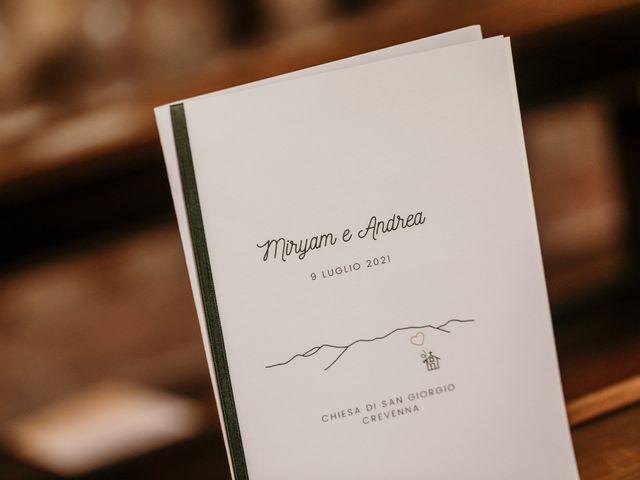 Il matrimonio di Andrea e Myriam a Erba, Como 5