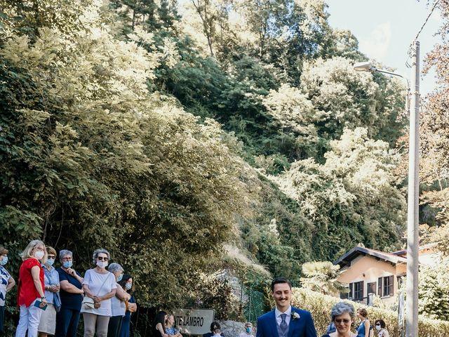 Il matrimonio di Andrea e Myriam a Erba, Como 26