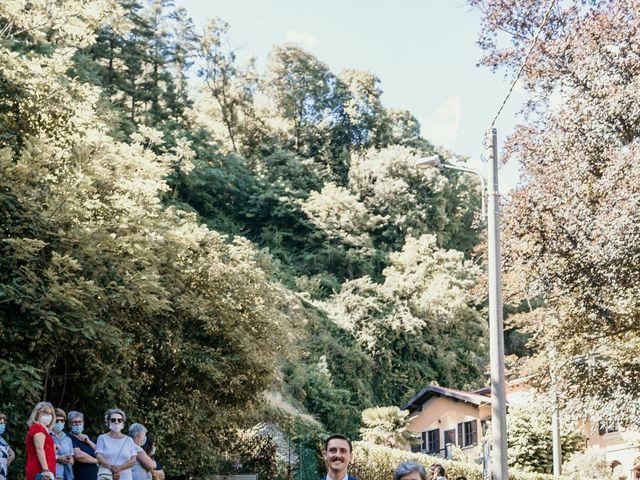 Il matrimonio di Andrea e Myriam a Erba, Como 27