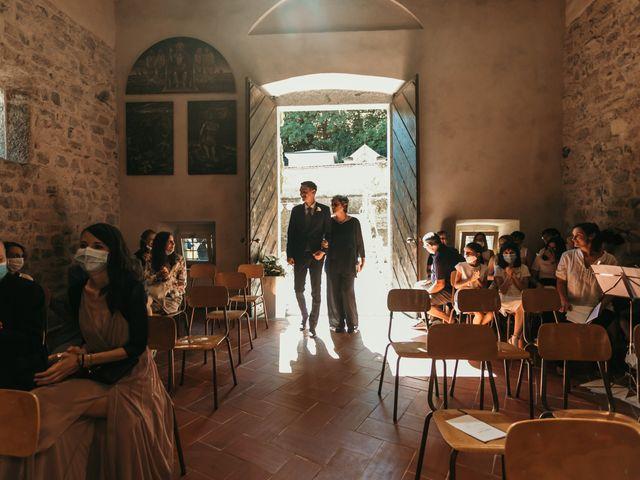 Il matrimonio di Andrea e Myriam a Erba, Como 39