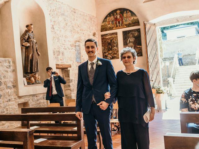 Il matrimonio di Andrea e Myriam a Erba, Como 40