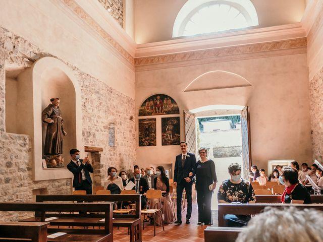 Il matrimonio di Andrea e Myriam a Erba, Como 41