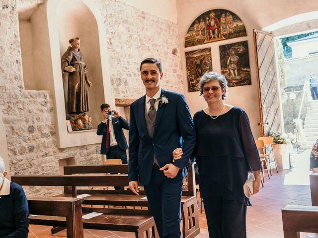 Il matrimonio di Andrea e Myriam a Erba, Como 42