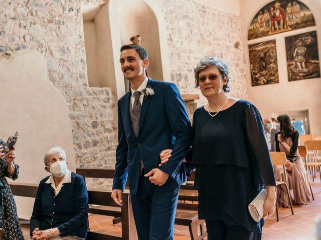 Il matrimonio di Andrea e Myriam a Erba, Como 44