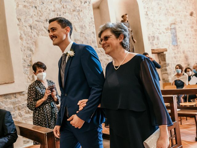 Il matrimonio di Andrea e Myriam a Erba, Como 45