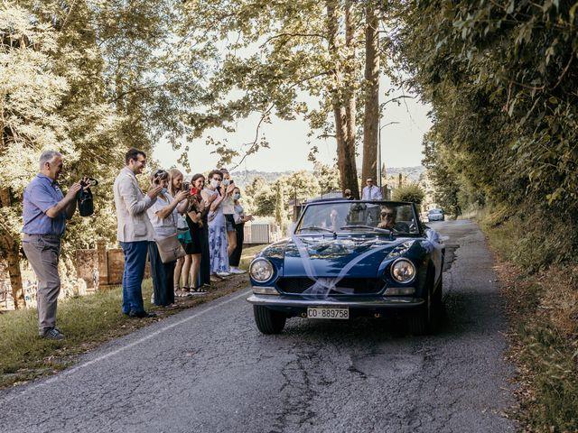 Il matrimonio di Andrea e Myriam a Erba, Como 51