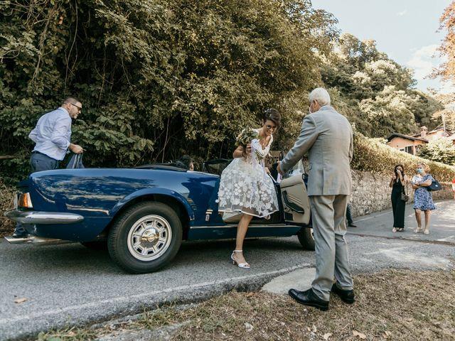 Il matrimonio di Andrea e Myriam a Erba, Como 54