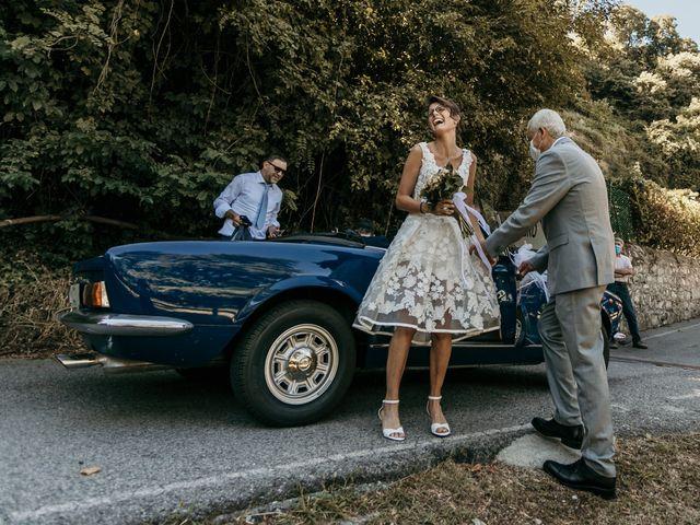 Il matrimonio di Andrea e Myriam a Erba, Como 55