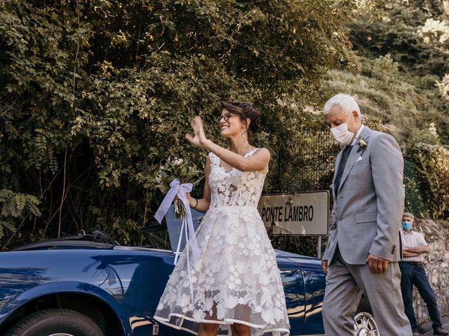 Il matrimonio di Andrea e Myriam a Erba, Como 57