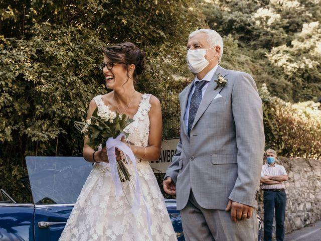 Il matrimonio di Andrea e Myriam a Erba, Como 58