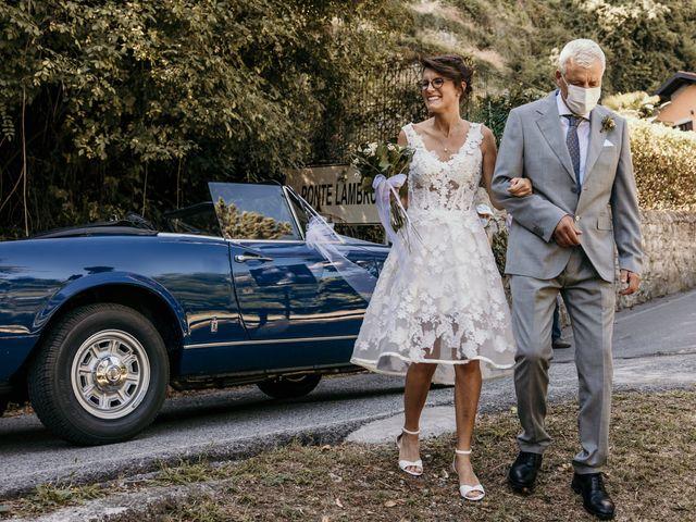 Il matrimonio di Andrea e Myriam a Erba, Como 59