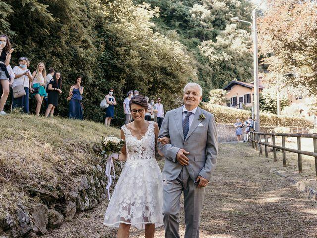 Il matrimonio di Andrea e Myriam a Erba, Como 61