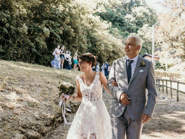 Il matrimonio di Andrea e Myriam a Erba, Como 62