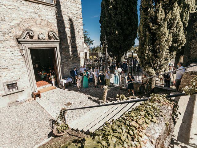 Il matrimonio di Andrea e Myriam a Erba, Como 63