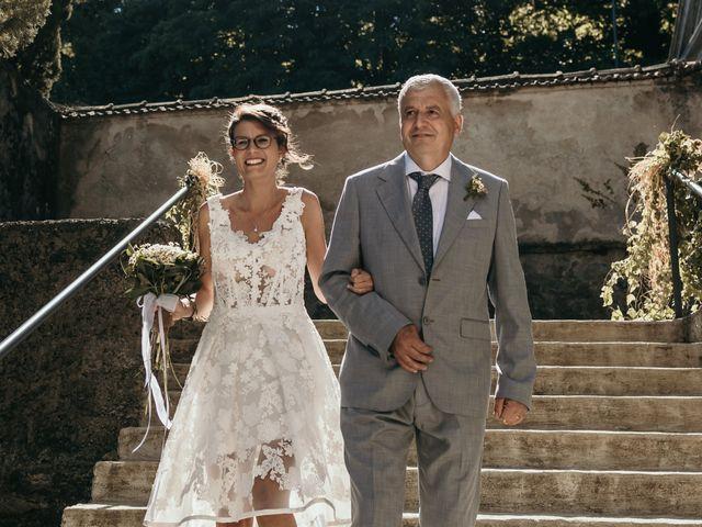 Il matrimonio di Andrea e Myriam a Erba, Como 67