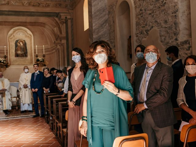 Il matrimonio di Andrea e Myriam a Erba, Como 71