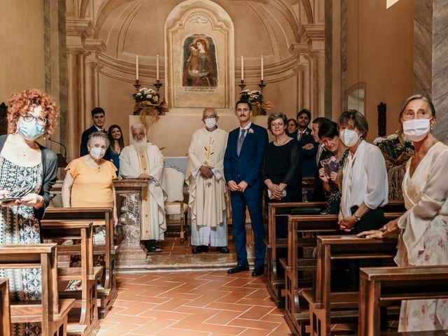 Il matrimonio di Andrea e Myriam a Erba, Como 72