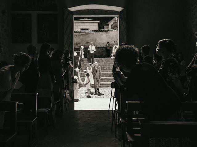 Il matrimonio di Andrea e Myriam a Erba, Como 75