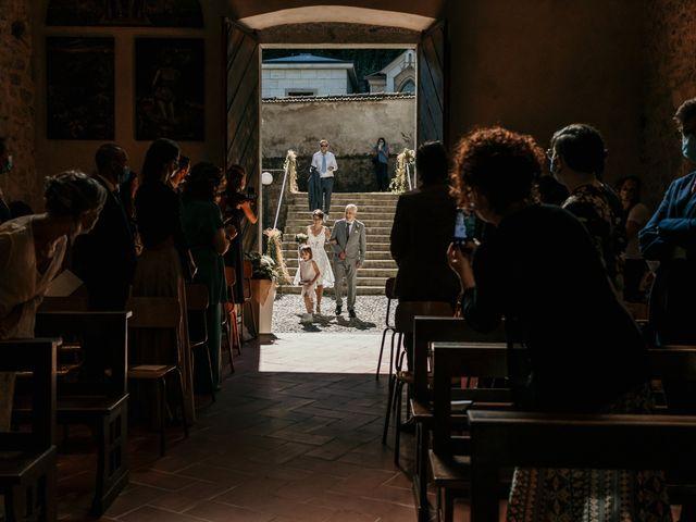 Il matrimonio di Andrea e Myriam a Erba, Como 76