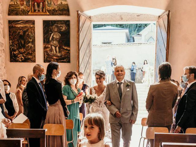 Il matrimonio di Andrea e Myriam a Erba, Como 78
