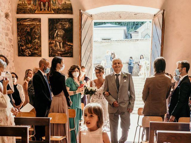 Il matrimonio di Andrea e Myriam a Erba, Como 79