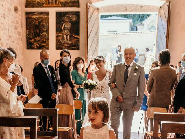 Il matrimonio di Andrea e Myriam a Erba, Como 80