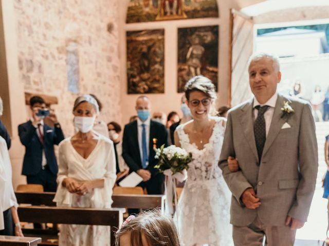 Il matrimonio di Andrea e Myriam a Erba, Como 81