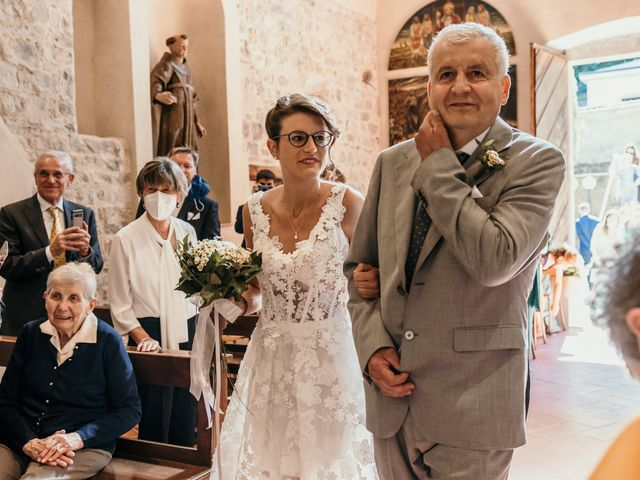 Il matrimonio di Andrea e Myriam a Erba, Como 82