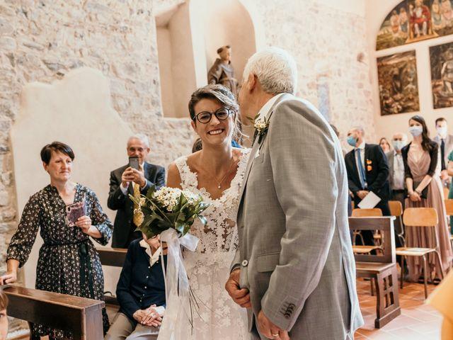 Il matrimonio di Andrea e Myriam a Erba, Como 83