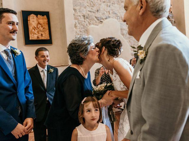Il matrimonio di Andrea e Myriam a Erba, Como 84