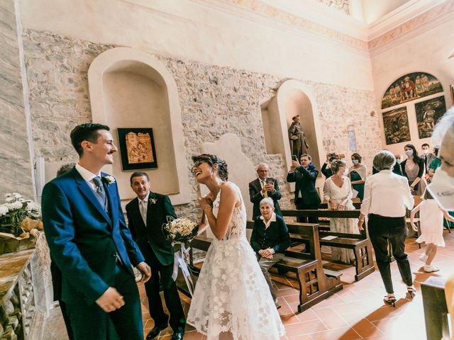 Il matrimonio di Andrea e Myriam a Erba, Como 85