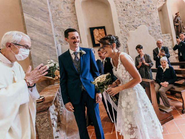 Il matrimonio di Andrea e Myriam a Erba, Como 86