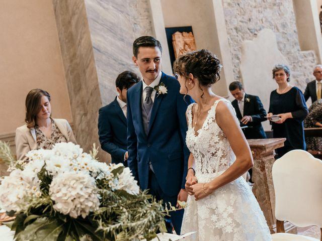 Il matrimonio di Andrea e Myriam a Erba, Como 88