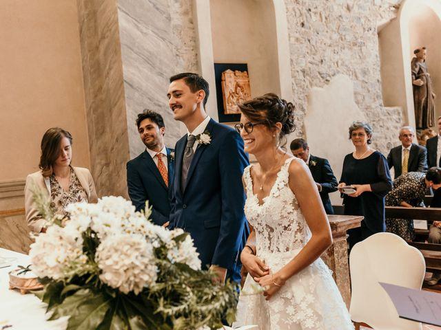 Il matrimonio di Andrea e Myriam a Erba, Como 90